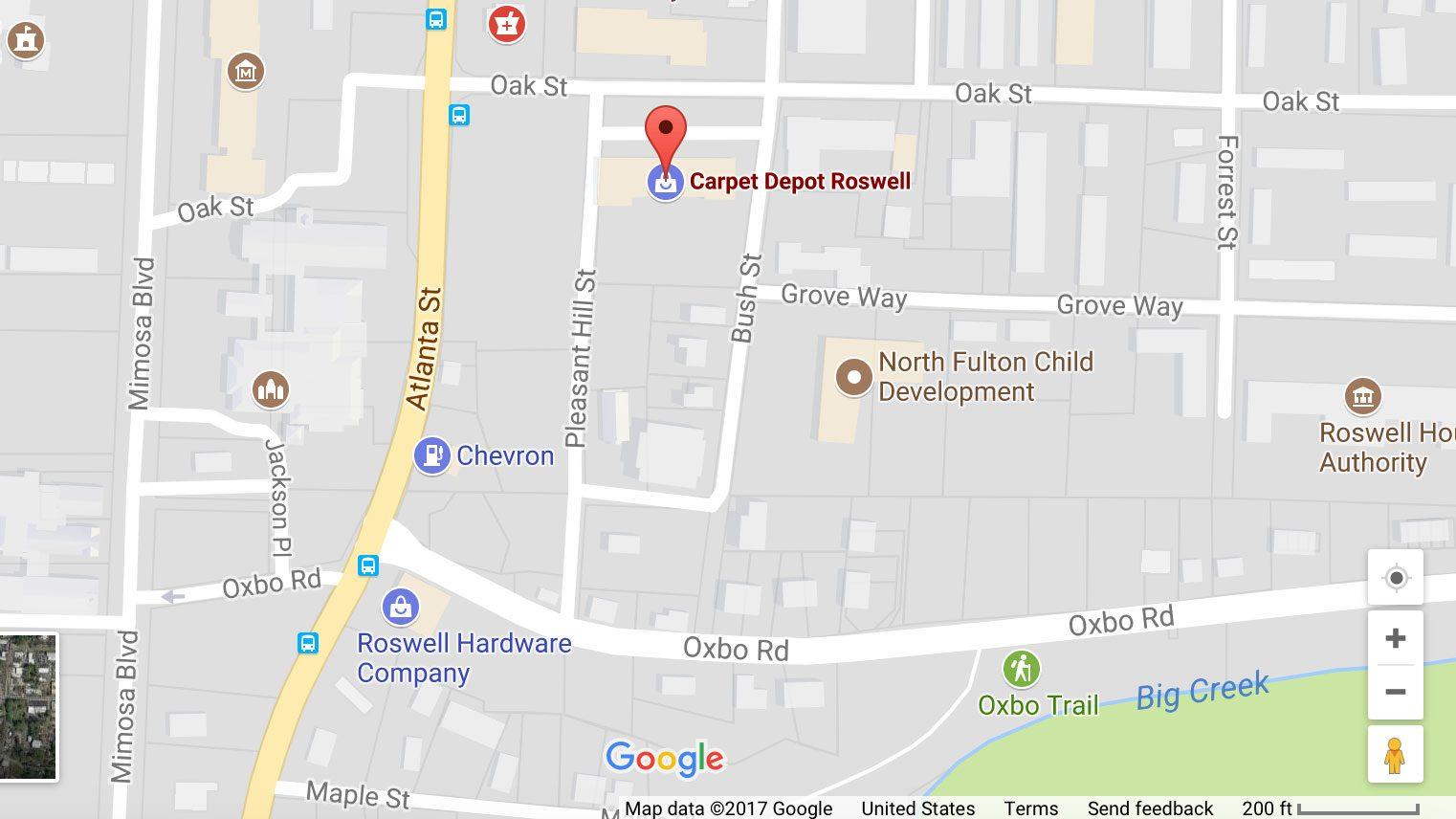 Carpet Depot Roswell Google Maps Carpet Depot