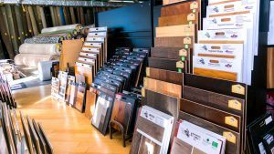 Carpet Depot Hardwood Showroom