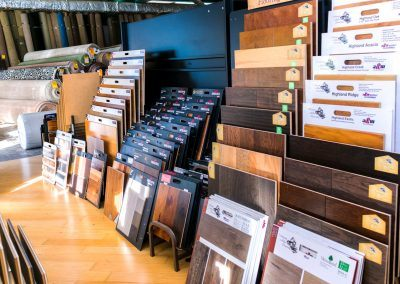 Carpet Depot Hardwood Showroom