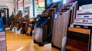 Carpet Depot Snellville Hardwood Showroom