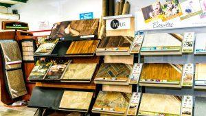 Carpet Depot Luxury Vinyl Flooring Showroom