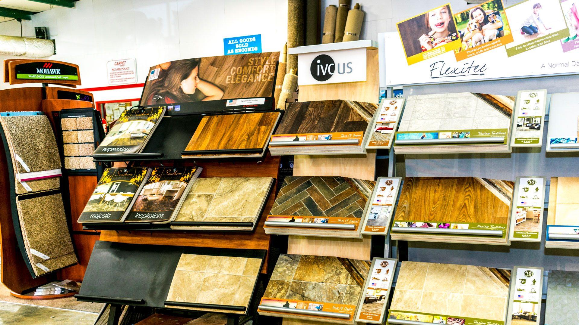 Luxury Vinyl Flooring Carpet Depot
