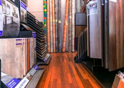 Carpet Depot Luxury Vinyl Flooring Showroom