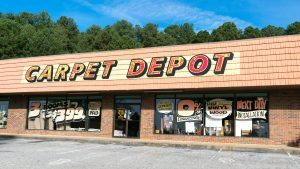 Carpet Depot Snellville Store Front