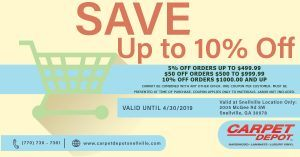 April 2019 Coupon Snellville
