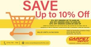 June 2019 Snellville Coupon